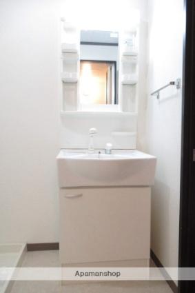 メゾン・ド・カメリア[3LDK/70.01m2]の洗面所