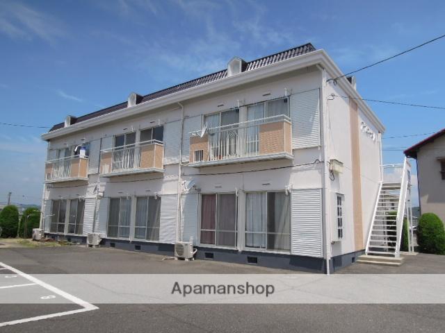 岡山県瀬戸内市、邑久駅徒歩11分の築24年 2階建の賃貸アパート