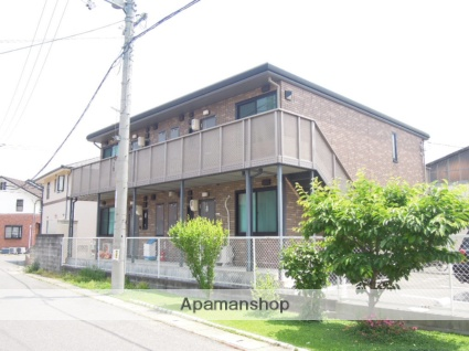 岡山県岡山市北区、足守駅徒歩5分の築9年 2階建の賃貸アパート