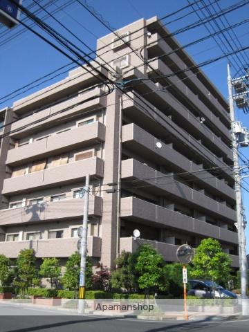 岡山県岡山市北区、大元駅徒歩15分の築16年 9階建の賃貸マンション