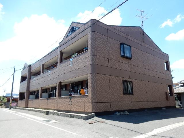岡山県岡山市中区、中納言駅徒歩56分の築14年 2階建の賃貸アパート