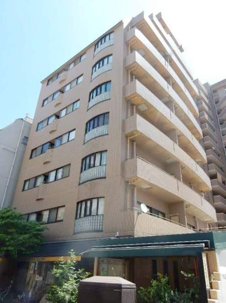 岡山県岡山市北区、岡山駅徒歩20分の築25年 10階建の賃貸マンション