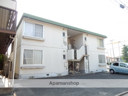岡山県岡山市北区、北長瀬駅徒歩45分の築31年 2階建の賃貸アパート