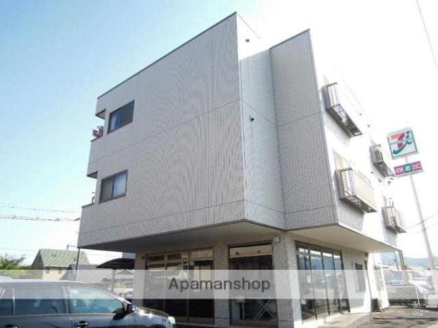 岡山県玉野市、八浜駅徒歩61分の築10年 3階建の賃貸マンション