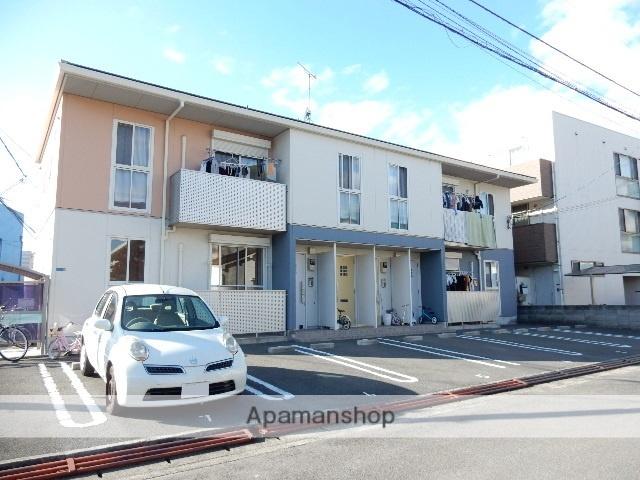 岡山県岡山市中区、西川原駅徒歩19分の築9年 2階建の賃貸アパート