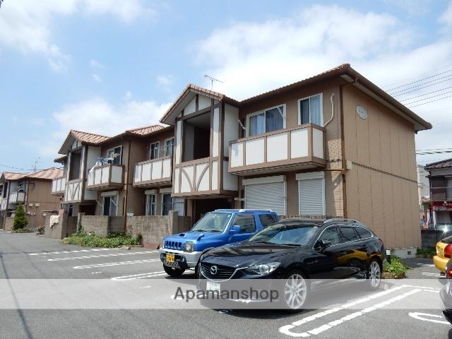 岡山県岡山市中区、西川原駅徒歩25分の築11年 2階建の賃貸アパート