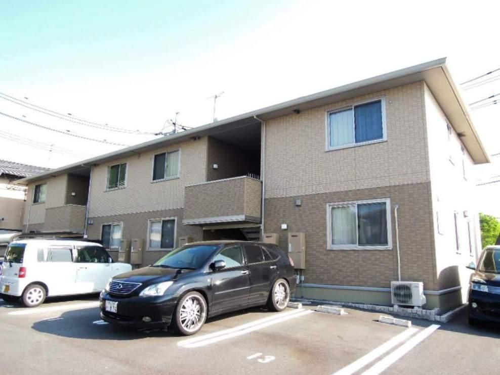 岡山県玉野市、八浜駅徒歩69分の築4年 2階建の賃貸アパート