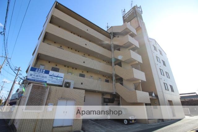岡山県岡山市北区、北長瀬駅徒歩27分の築25年 5階建の賃貸マンション