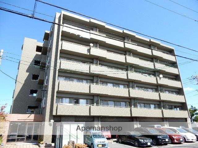 岡山県岡山市北区、北長瀬駅徒歩22分の築9年 6階建の賃貸マンション