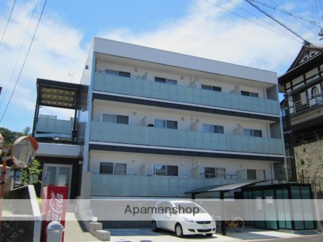 岡山県玉野市、宇野駅徒歩16分の築6年 3階建の賃貸マンション