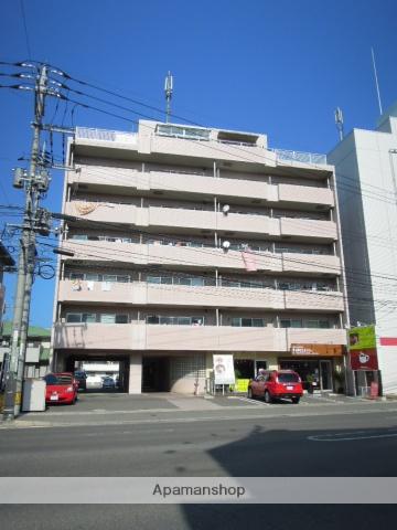 岡山県岡山市北区、岡山駅徒歩52分の築22年 7階建の賃貸マンション