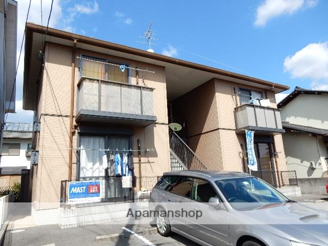 岡山県岡山市中区、東岡山駅徒歩14分の築12年 2階建の賃貸アパート