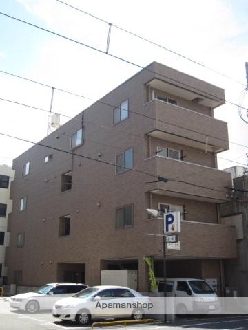 岡山県岡山市北区、岡山駅徒歩24分の築10年 4階建の賃貸マンション