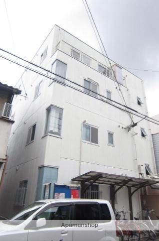 岡山県岡山市北区、岡山駅徒歩14分の築33年 4階建の賃貸マンション