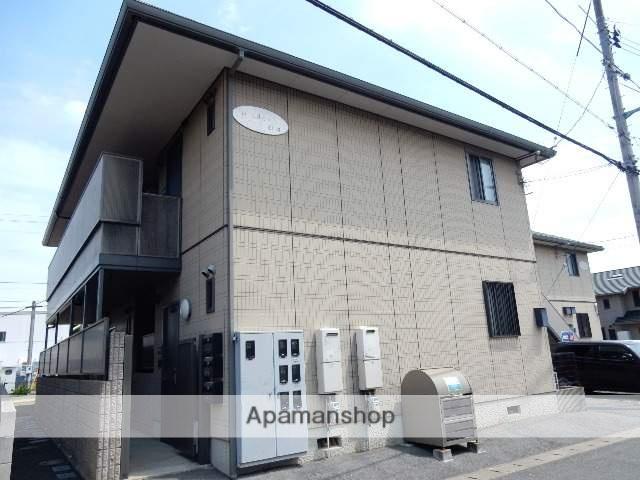 岡山県玉野市、備前田井駅徒歩21分の築14年 2階建の賃貸アパート