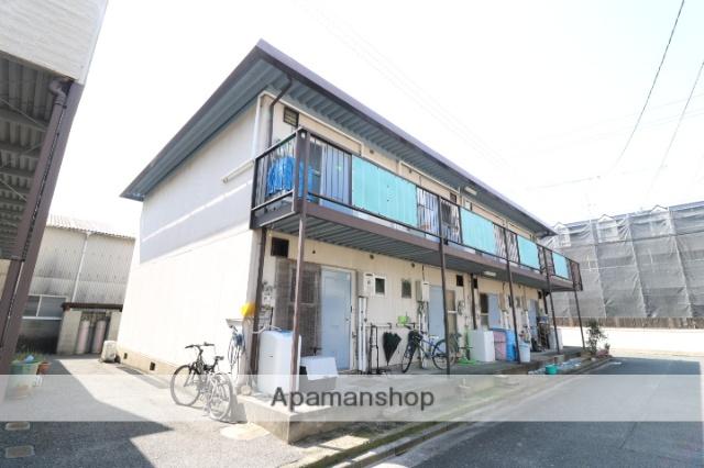 岡山県岡山市北区、大元駅徒歩33分の築39年 2階建の賃貸アパート
