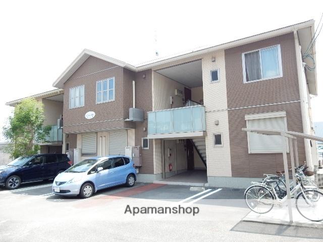 岡山県岡山市中区、岡山駅徒歩49分の築7年 2階建の賃貸アパート