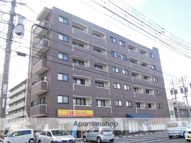 岡山県岡山市北区、岡山駅徒歩39分の築3年 6階建の賃貸マンション