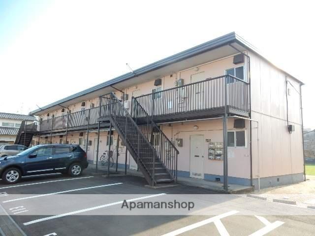 岡山県岡山市南区、妹尾駅徒歩48分の築29年 2階建の賃貸アパート