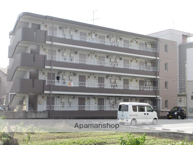 岡山県岡山市北区、北長瀬駅徒歩26分の築27年 4階建の賃貸マンション
