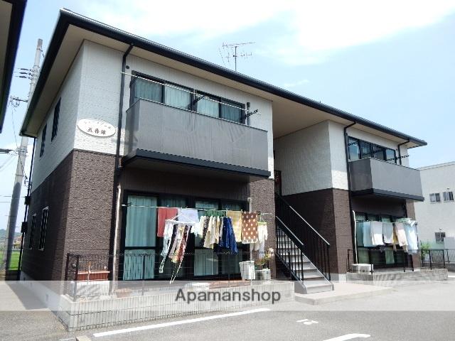 岡山県岡山市中区、西川原駅徒歩67分の築15年 2階建の賃貸アパート