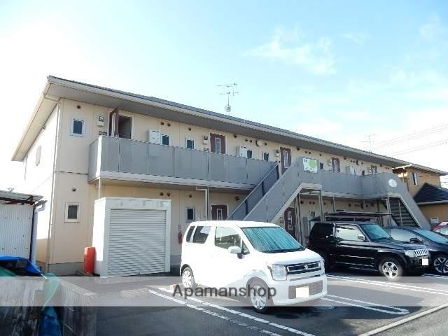 岡山県岡山市南区、備前西市駅徒歩57分の築11年 2階建の賃貸アパート