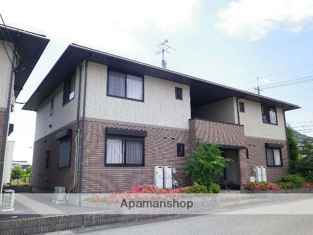 岡山県岡山市北区、備前一宮駅徒歩5分の築13年 2階建の賃貸アパート
