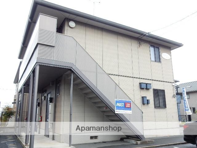 岡山県玉野市の築14年 2階建の賃貸アパート