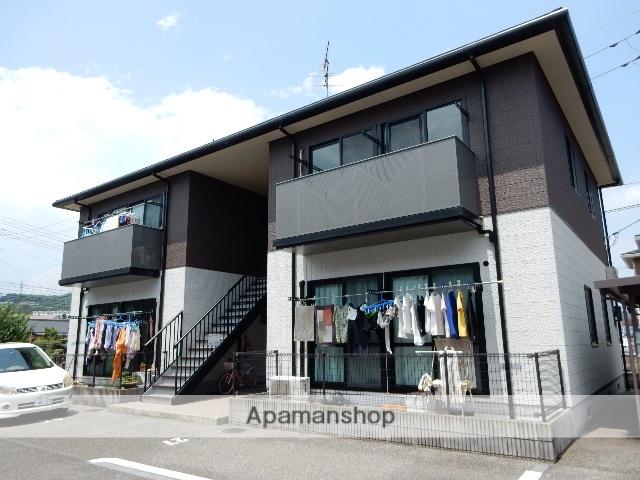岡山県岡山市中区、東山駅徒歩33分の築16年 2階建の賃貸アパート