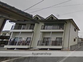 岡山県岡山市中区、岡山駅両備バスバス19分福泊下車後徒歩10分の築27年 2階建の賃貸アパート
