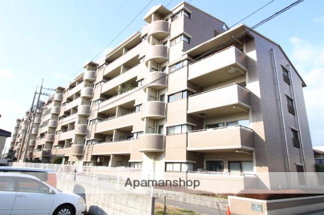 岡山県岡山市北区、大元駅徒歩18分の築25年 7階建の賃貸マンション
