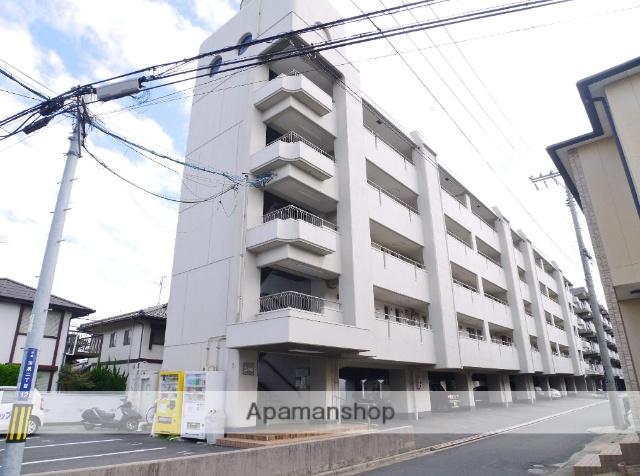 岡山県岡山市南区、大元駅徒歩40分の築40年 5階建の賃貸マンション