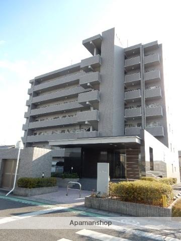 岡山県岡山市南区、大元駅徒歩19分の築8年 7階建の賃貸マンション