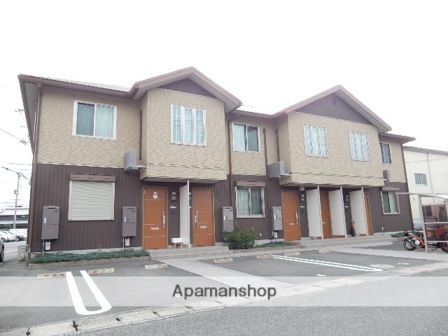 岡山県岡山市北区、岡山駅徒歩70分の築7年 2階建の賃貸アパート