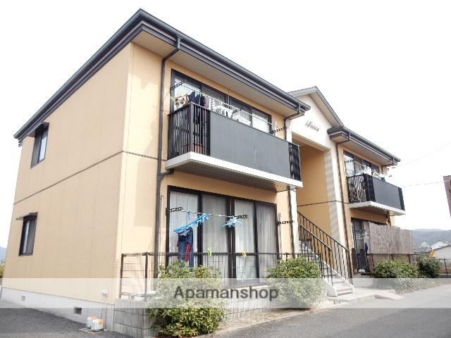 岡山県岡山市北区、備中高松駅徒歩6分の築19年 2階建の賃貸アパート