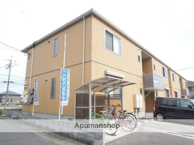 岡山県岡山市中区、高島駅徒歩56分の築9年 2階建の賃貸アパート