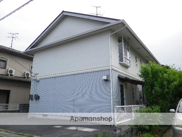 岡山県岡山市南区、妹尾駅徒歩19分の築25年 2階建の賃貸テラスハウス