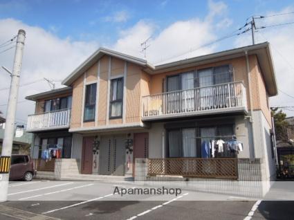 岡山県岡山市中区、小橋駅徒歩15分の築13年 2階建の賃貸アパート