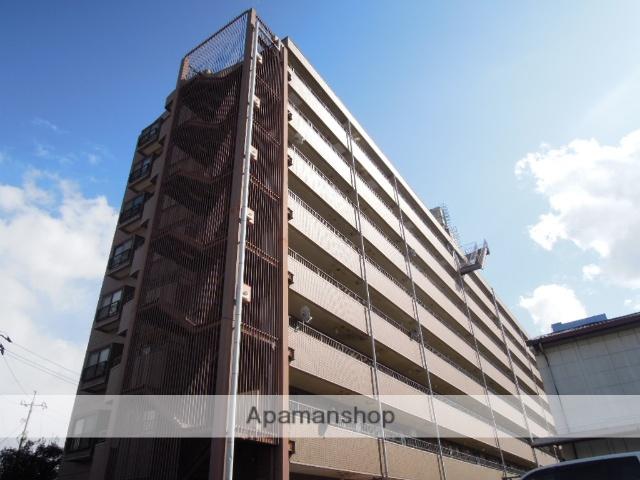 岡山県岡山市中区、高島駅徒歩19分の築26年 8階建の賃貸マンション