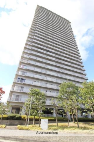 岡山県岡山市北区、岡山駅徒歩15分の築22年 29階建の賃貸マンション