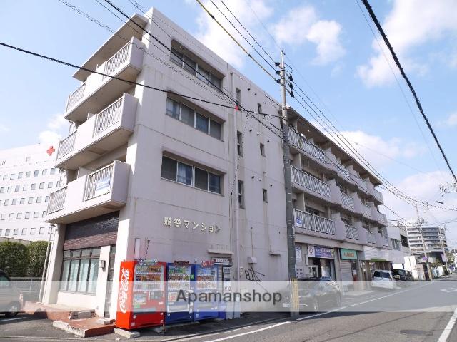 岡山県岡山市北区、大元駅徒歩27分の築31年 4階建の賃貸マンション