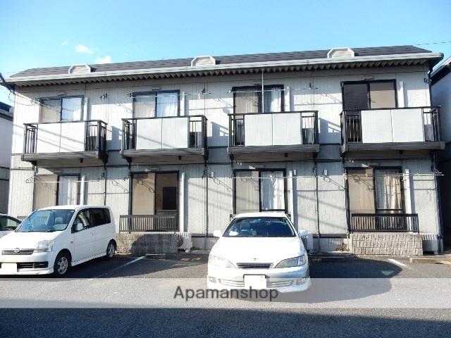 岡山県岡山市南区、妹尾駅徒歩25分の築20年 2階建の賃貸アパート