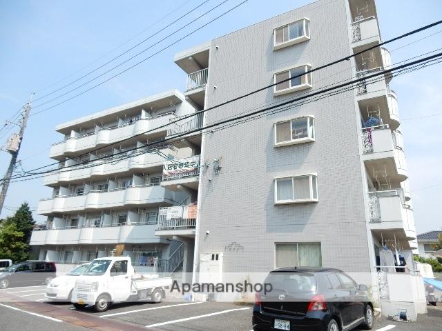 岡山県岡山市北区、岡山駅徒歩63分の築26年 5階建の賃貸マンション