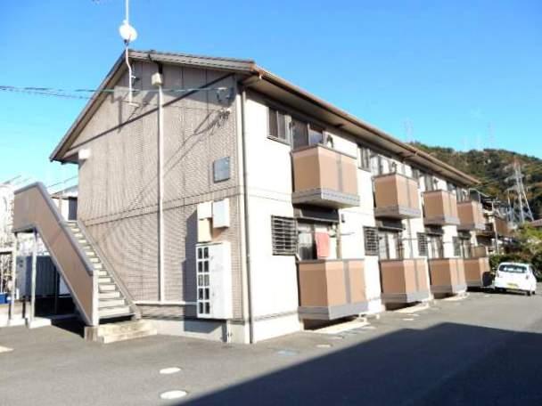 岡山県玉野市、常山駅徒歩49分の築11年 2階建の賃貸アパート