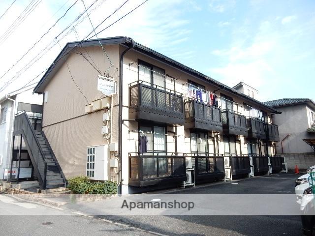 岡山県岡山市北区、岡山駅徒歩10分の築19年 2階建の賃貸アパート