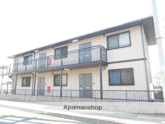 岡山県玉野市、宇野駅徒歩13分の築13年 2階建の賃貸アパート