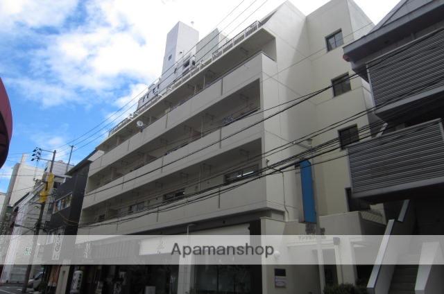 岡山県岡山市北区、岡山駅徒歩9分の築33年 5階建の賃貸マンション