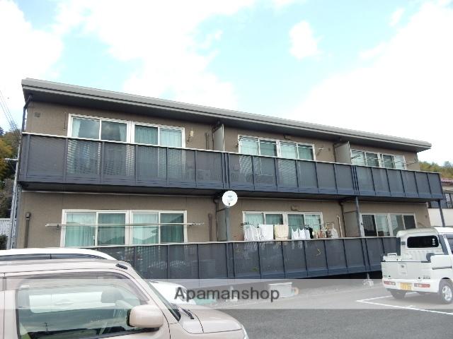 岡山県岡山市中区、大多羅駅徒歩43分の築10年 2階建の賃貸アパート