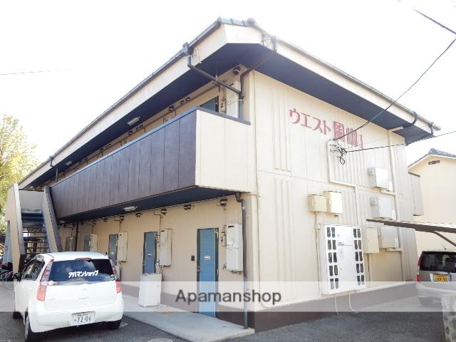岡山県岡山市北区、岡山駅徒歩28分の築22年 2階建の賃貸アパート