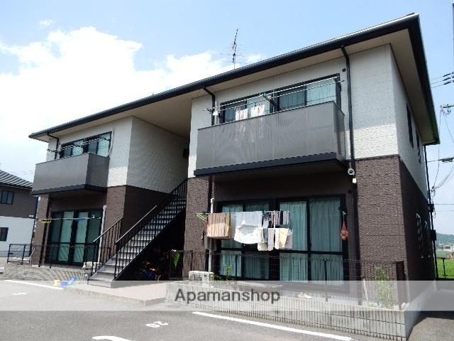 岡山県岡山市中区の築15年 2階建の賃貸アパート